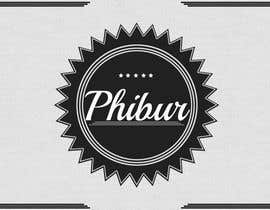 #208 for Design a Logo for Phibur Apparel af PerezLeandro