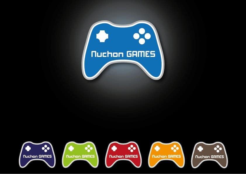 Конкурсная заявка №81 для Logo Design for Nuchon Games