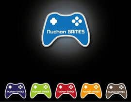 nº 81 pour Logo Design for Nuchon Games par bibi186