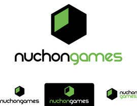 nº 84 pour Logo Design for Nuchon Games par Theredia