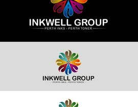 chandruM29 tarafından Logo Design for Inkwell Group - Perth Inks - Perth Toner için no 286