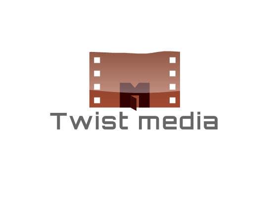 Inscrição nº                                         35                                      do Concurso para                                         Design a Logo for Twist Media