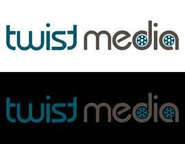 #34 para Design a Logo for Twist Media por vladspataroiu