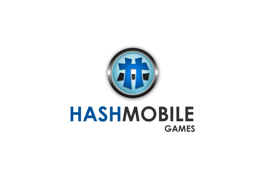 Contest Entry #                                        355                                      for                                         Logo Design for #Hash Mobile Games