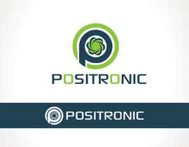 #168 for Diseñar un logotipo for Positronic by Cbox9