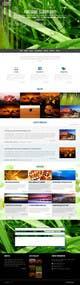 Miniatura da Inscrição nº                                                 31                                              do Concurso para                                                 Design a Wordpress Template for Travel Website