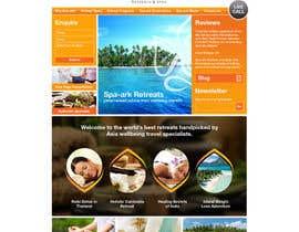 #14 para Design a Wordpress Template for Travel Website por hotientoan