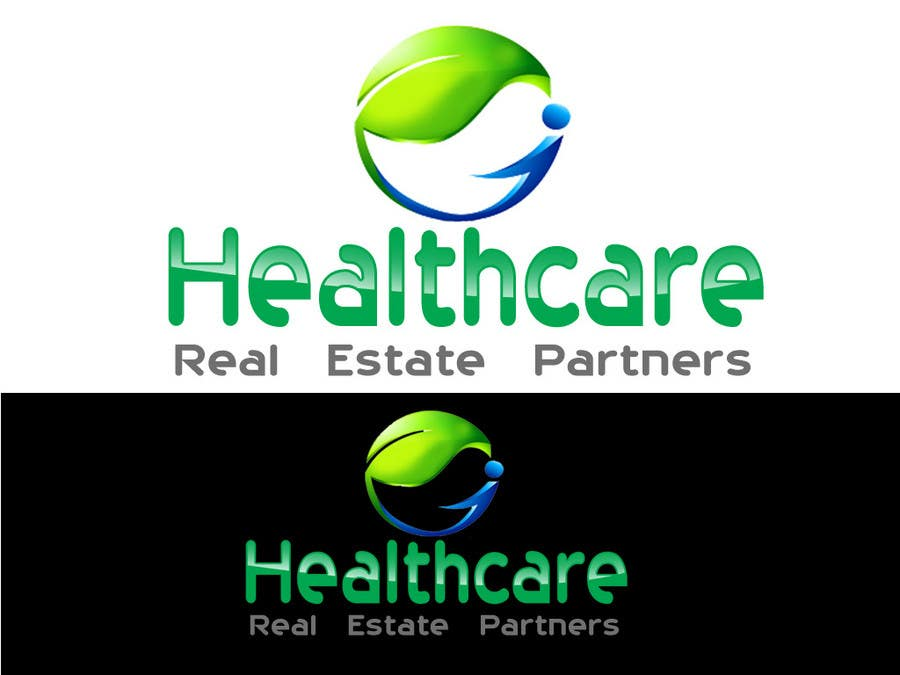 Konkurrenceindlæg #84 for Logo Design for Healthcare Real Estate Partners