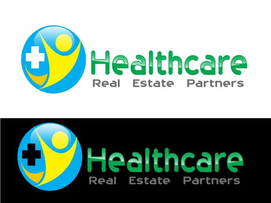 Konkurrenceindlæg #90 for Logo Design for Healthcare Real Estate Partners