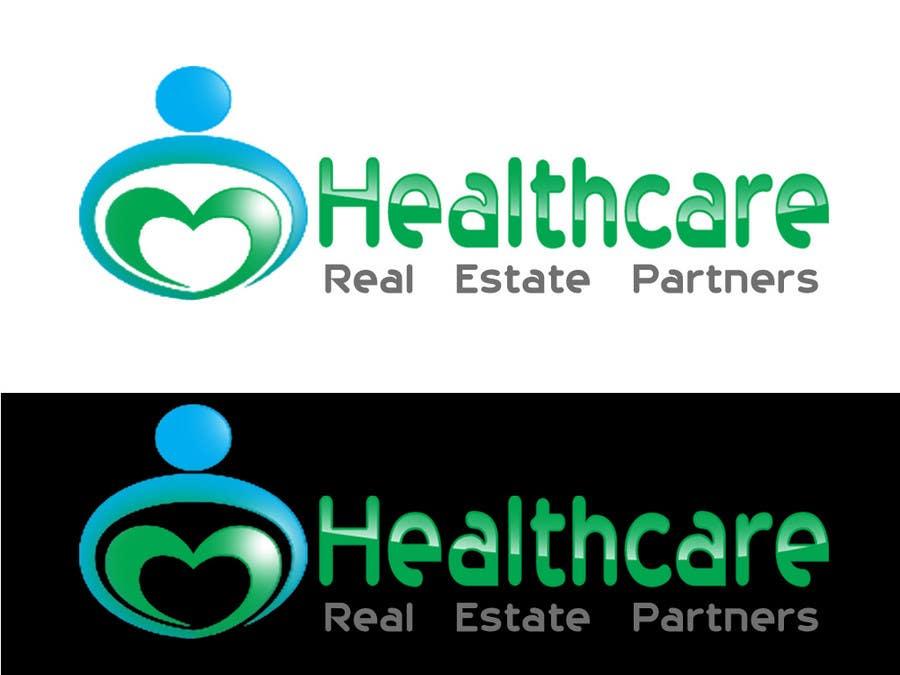 Konkurrenceindlæg #97 for Logo Design for Healthcare Real Estate Partners