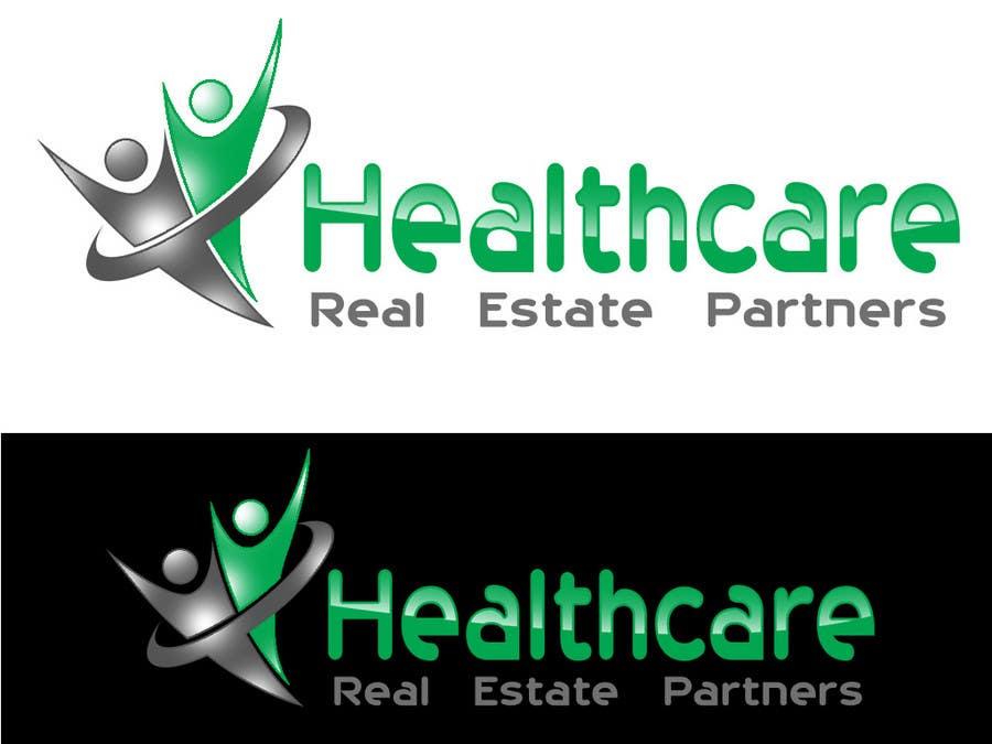 Konkurrenceindlæg #87 for Logo Design for Healthcare Real Estate Partners
