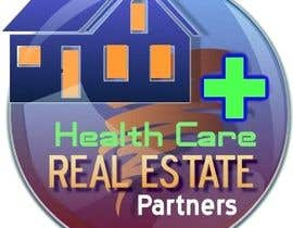 #114 para Logo Design for Healthcare Real Estate Partners por viktau