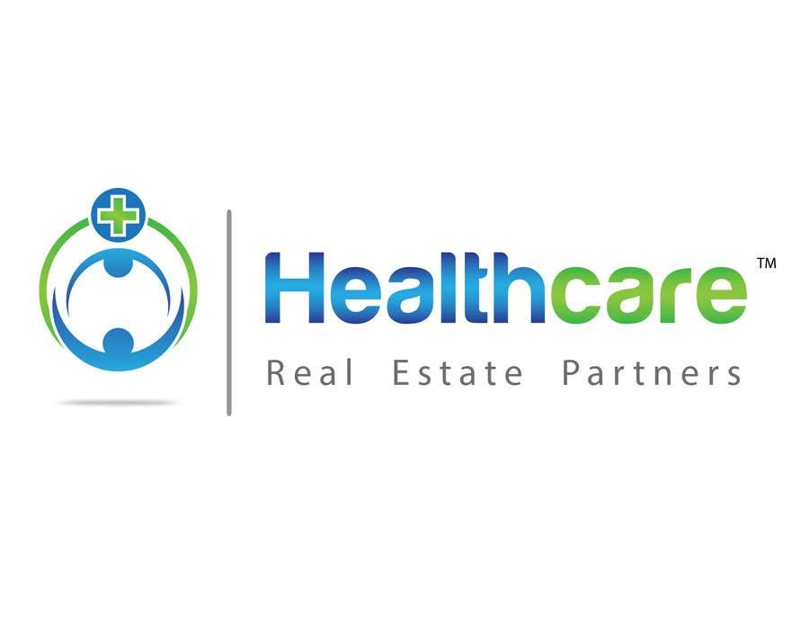 Konkurrenceindlæg #74 for Logo Design for Healthcare Real Estate Partners