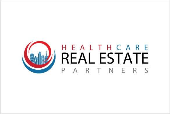 Konkurrenceindlæg #59 for Logo Design for Healthcare Real Estate Partners