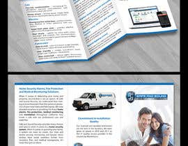 #36 для Brochure Design for Safe and Sound Security от Brandwar