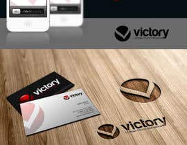 nº 201 pour Logo Design for Victory Christian Church International par maidenbrands