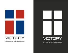 nº 158 pour Logo Design for Victory Christian Church International par bogdansibiescu
