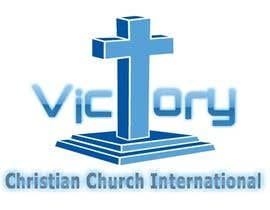 nº 139 pour Logo Design for Victory Christian Church International par kingofkingsmjk