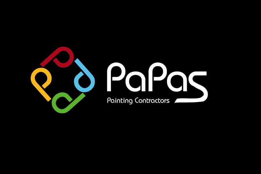 #414 for Logo Design for Papas Painting Contractors by CTLav