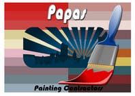 Graphic Design Contest Entry #699 for Logo Design for Papas Painting Contractors