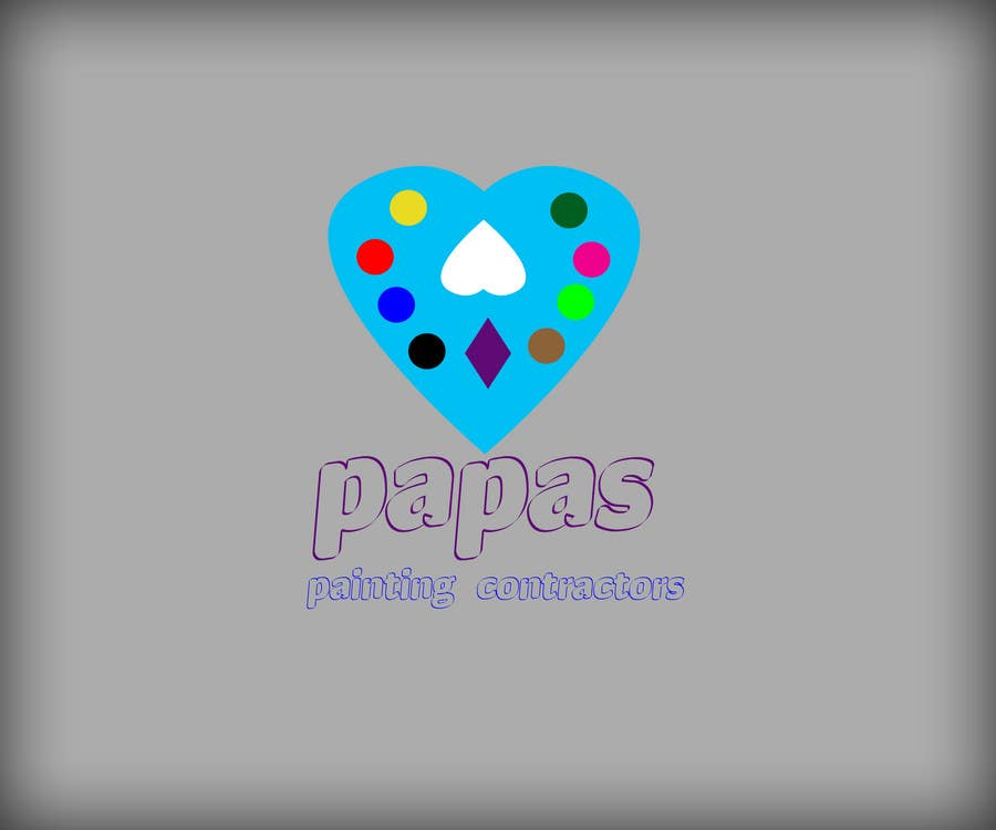 Contest Entry #                                        247                                      for                                         Logo Design for Papas Painting Contractors