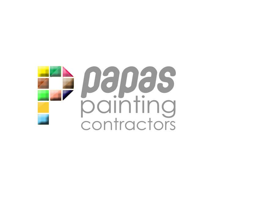 Contest Entry #                                        570                                      for                                         Logo Design for Papas Painting Contractors