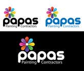 Graphic Design Contest Entry #601 for Logo Design for Papas Painting Contractors