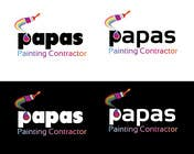 Graphic Design Contest Entry #644 for Logo Design for Papas Painting Contractors