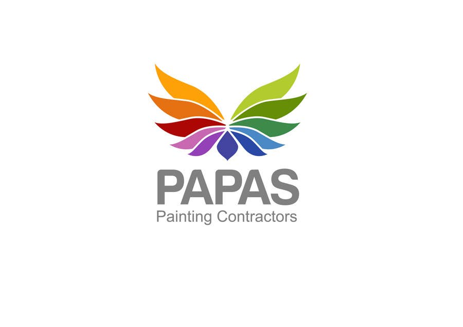 Contest Entry #                                        545                                      for                                         Logo Design for Papas Painting Contractors