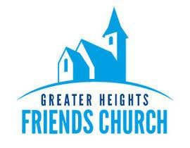 Nro 7 kilpailuun Design a Logo for Greater Heights Friends Church käyttäjältä weirdolk