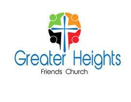 Nro 57 kilpailuun Design a Logo for Greater Heights Friends Church käyttäjältä nosifbar