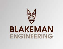 nº 175 pour Logo Design for Blakeman Engineering par Raz23
