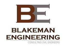 #14 for Logo Design for Blakeman Engineering af SteveReinhart