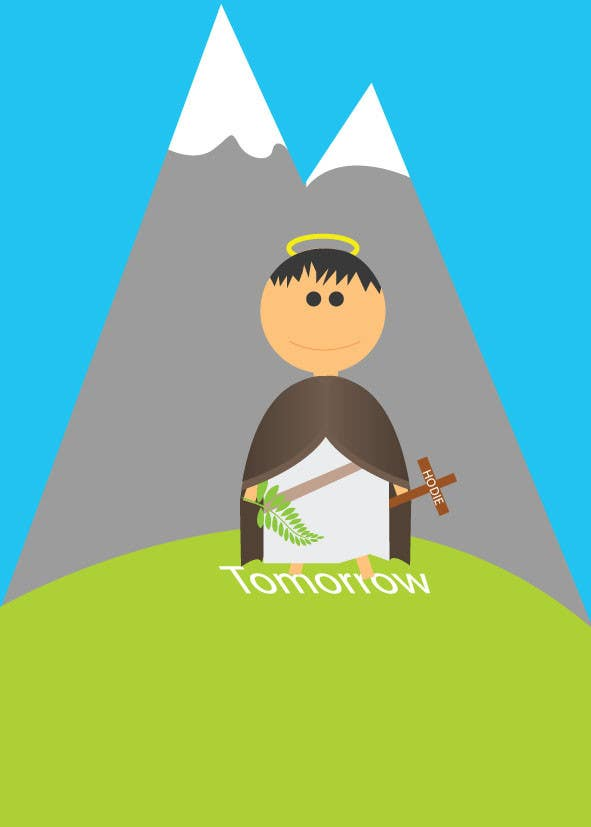 Konkurrenceindlæg #                                        50                                      for                                         Graphic Design for Holy Cards