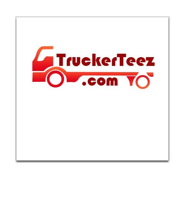 Bài tham dự cuộc thi #                                        24                                      cho                                         Logo Design for TruckerTeez.com