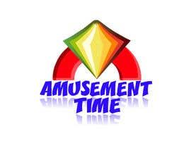 haniya1 tarafından Design a Logo for Amusement Time için no 20