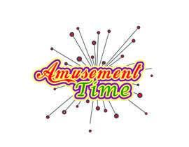 redvfx tarafından Design a Logo for Amusement Time için no 24