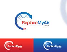 #167 para Logo Design for Replace My Air .com por mtuan0111