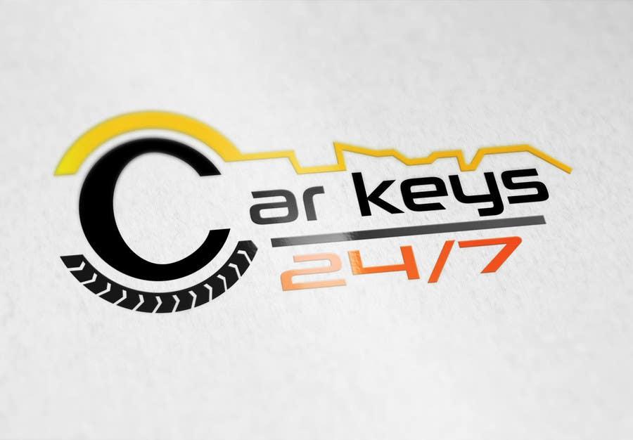 Entry 78 By Lehaidang151 For Design A Logo For Local Business 24 7 Car Keys Freelancer