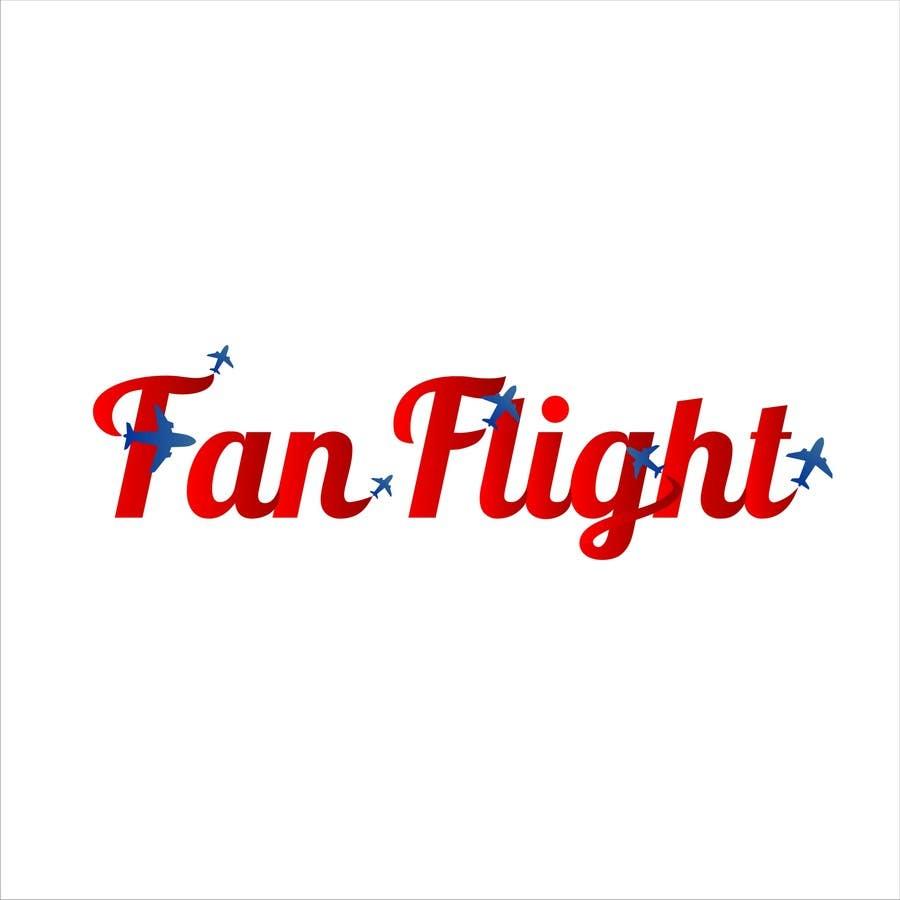 Inscrição nº                                         37                                      do Concurso para                                         Design a Logo for Fan Flight