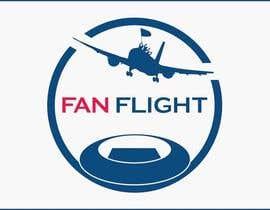 #58 para Design a Logo for Fan Flight por fb538068e4957c2