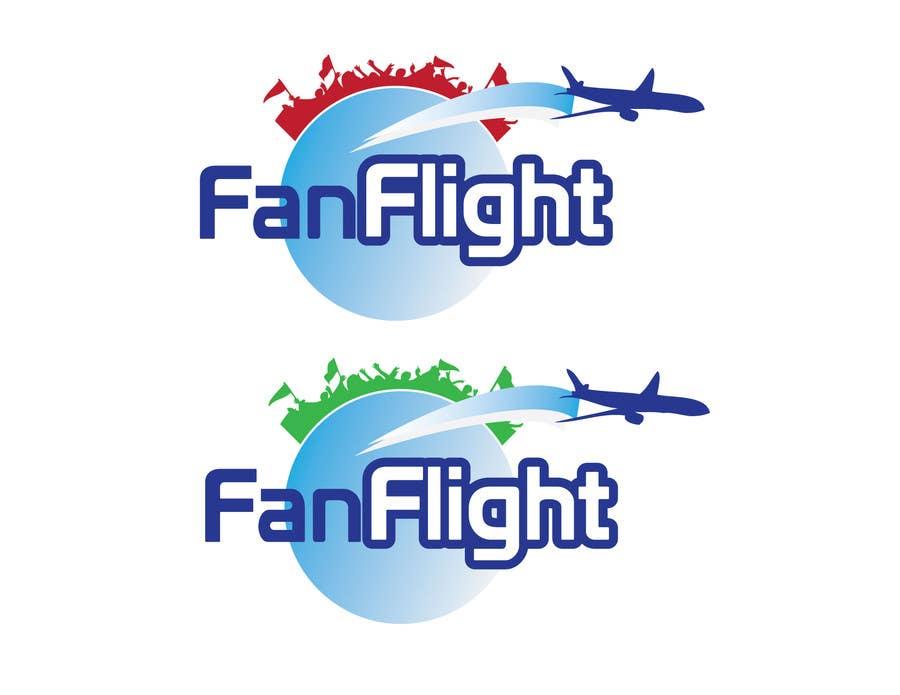 Inscrição nº                                         43                                      do Concurso para                                         Design a Logo for Fan Flight