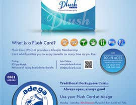 #3 untuk Magazine Advert redesign for Plush Card (Pty) Ltd oleh santiagodurieux