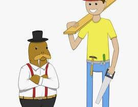 #3 para Design a Cartoon of 2 Professors as Walrus and Carpenter por JulianoMM90