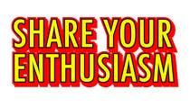 Graphic Design Inscrição do Concurso Nº723 para Logo Design for Share your enthusiasm