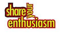 Graphic Design Inscrição do Concurso Nº734 para Logo Design for Share your enthusiasm