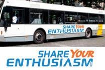 Proposition n° 610 du concours Graphic Design pour Logo Design for Share your enthusiasm