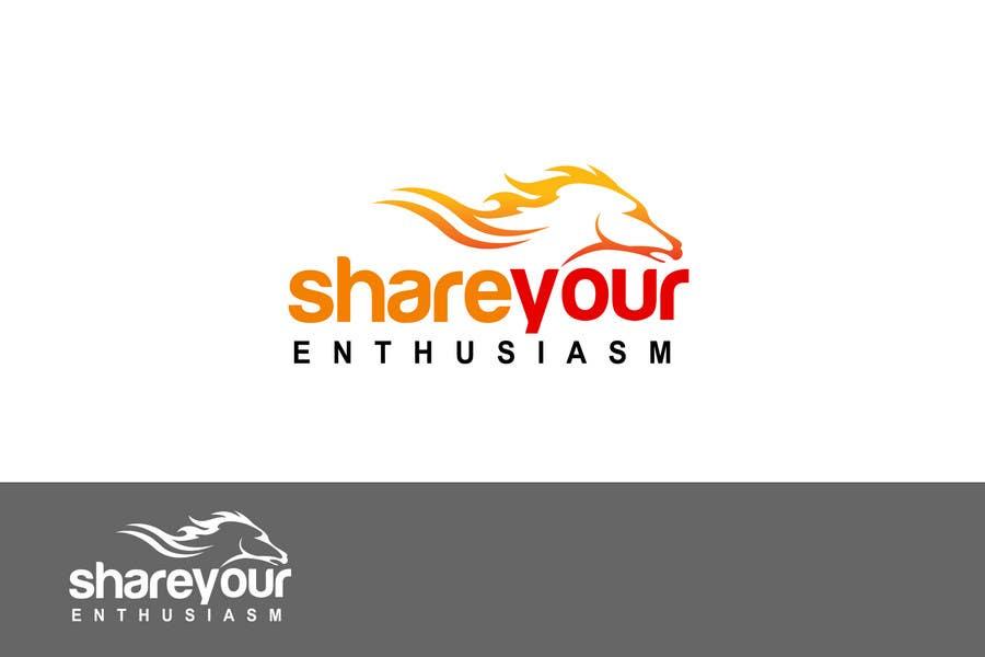 Конкурсная заявка №83 для Logo Design for Share your enthusiasm