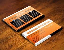nº 12 pour Design some Business Cards for Modern Education par IllusionG
