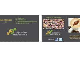 #77 pentru Business Card Design for ZD institute de către Khimraj